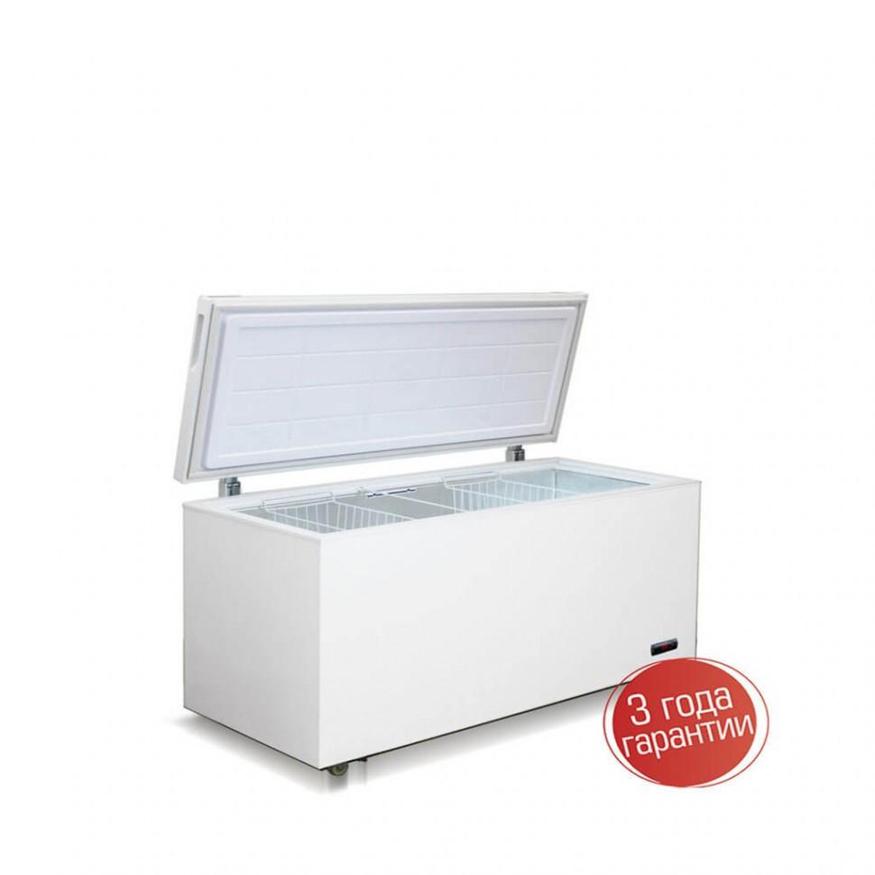 Морозильный ларь Бирюса-455VDK