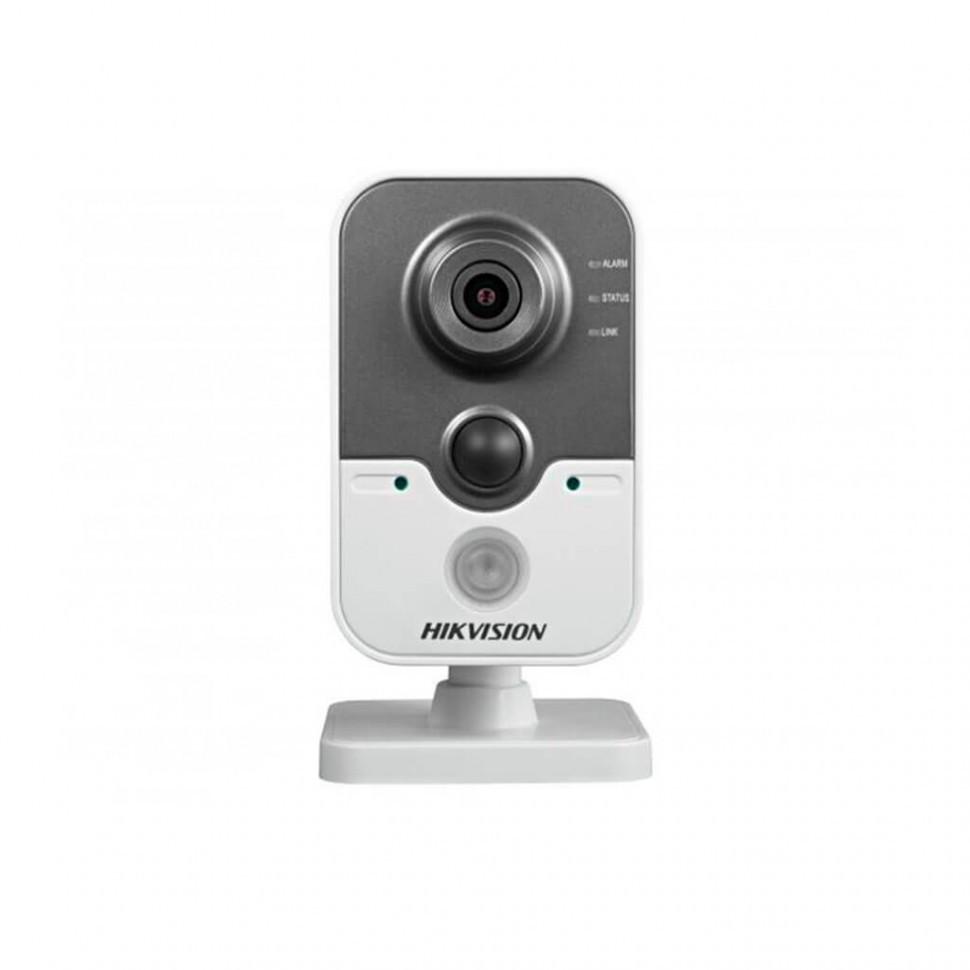 Видеокамера Hikvision DS-2CD2442FWD-IW (4 мм) IP кубическая 4 МП, WI-FI