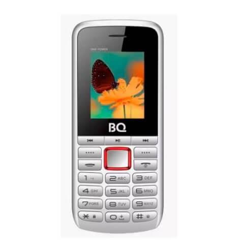 Мобильный телефон BQ 1846 One Power белый+красный
