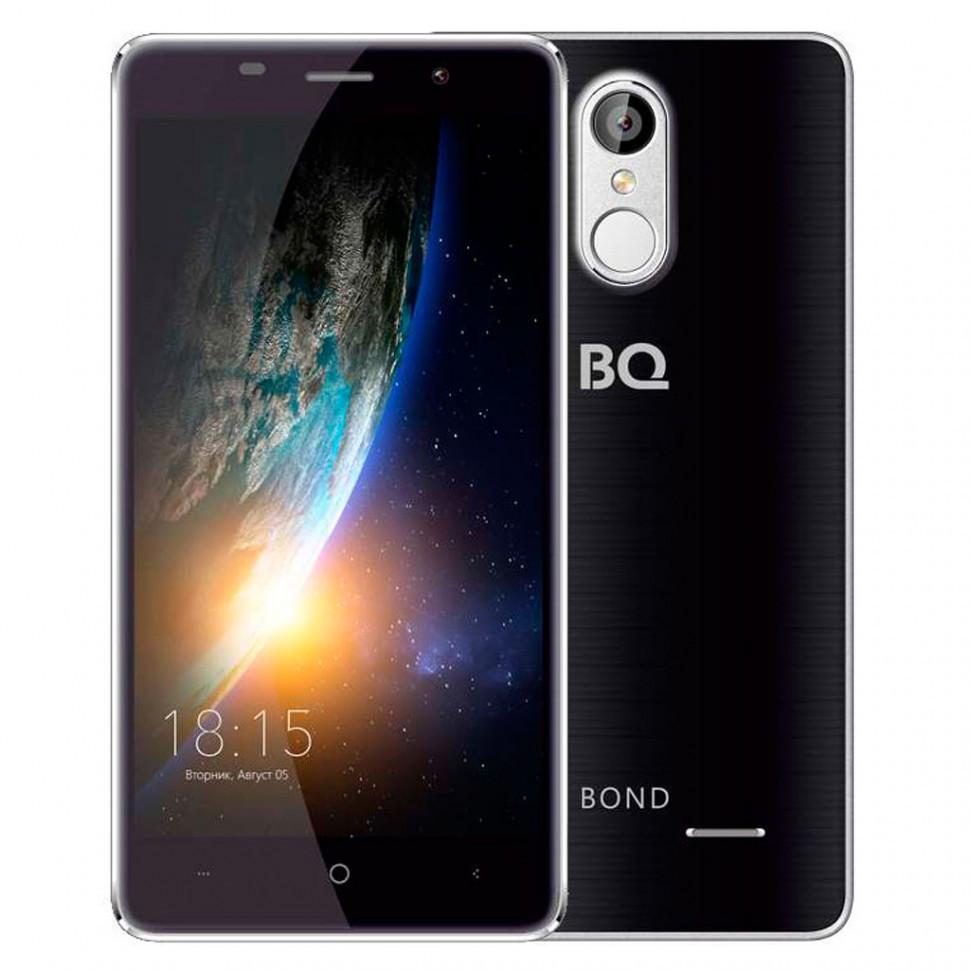 Смартфон BQ-5022 Bond Черный