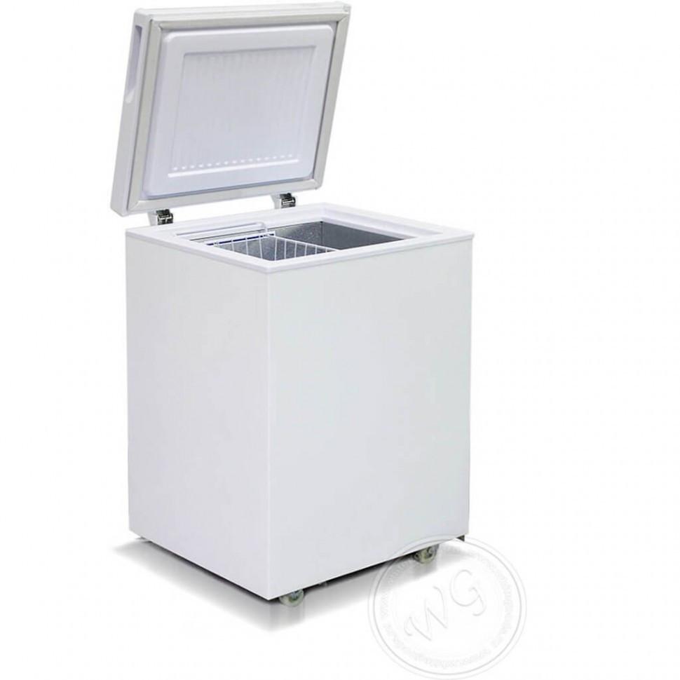 Морозильный ларь Бирюса-100VK