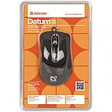 Компьютерная мышь Defender Datum MM-070 черный, 52070, фото 2