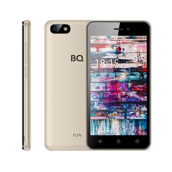 Смартфон BQ-5002G FUN Золотой