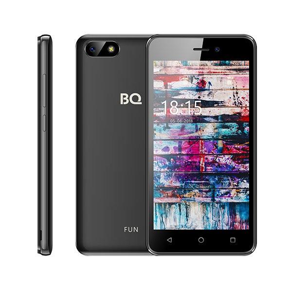 Смартфон BQ-5002G FUN Темно-Серый