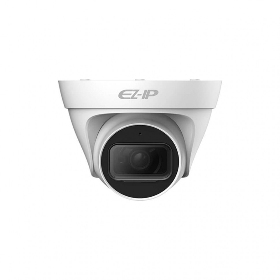 Видеокамера EZIP IPC-T1B40 (2,8 мм) 4МП ИК купольная сетевая