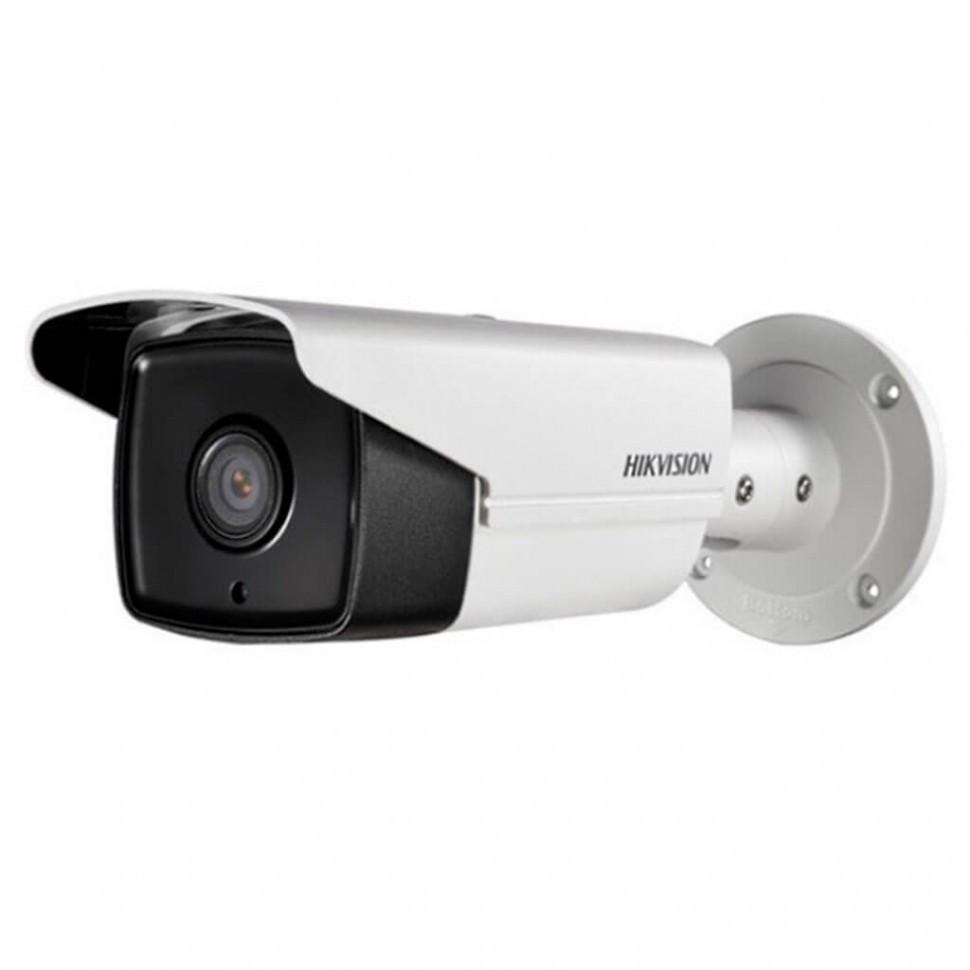 Видеокамера Hikvision DS-2CD2T23G0-I8 (4 мм) Сетевая, 2МП, EasyIP 2.0 Plus