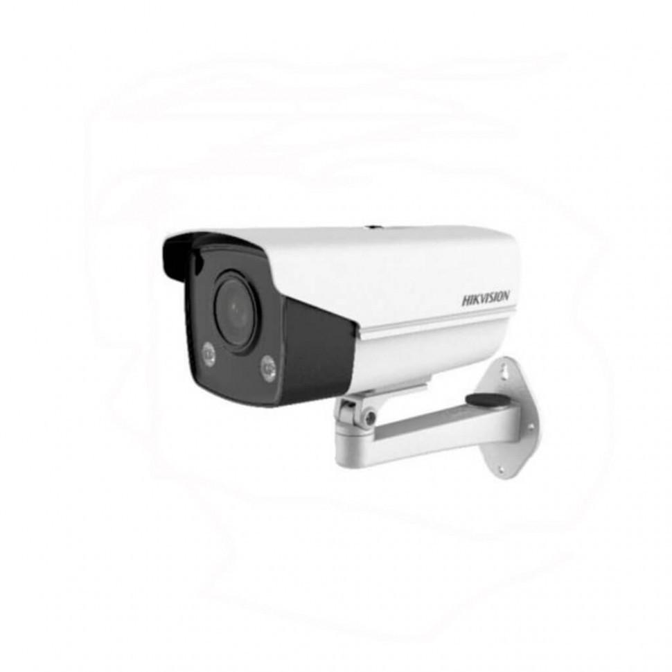 Видеокамера Hikvision DS-2CD2T27G3E-L (4мм) ColorVu IP, 2МП