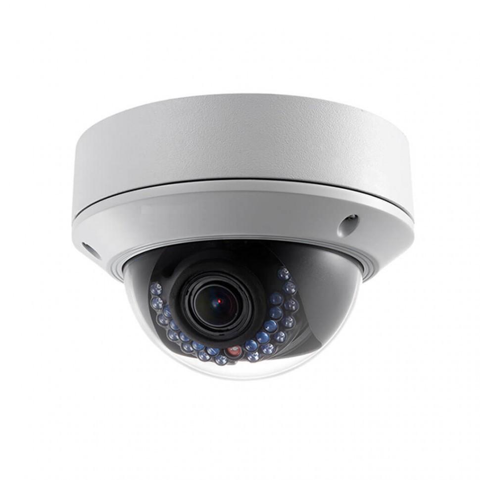Видеокамера Hikvision DS-2CD2722FWD-I (2.8-12 мм) IP купольная, 2МП
