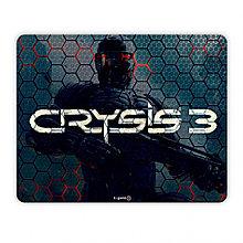 Коврик для компьютерной мыши X-Game, CRYSIS 3 V1.P, 210*260*3 мм., Пол. Пакет