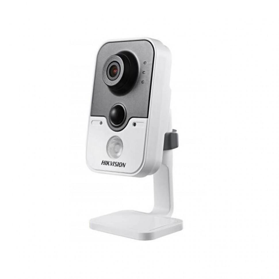 Видеокамера Hikvision DS-2CD2422FWD-IW (2,8мм) IP кубическая 2 МП, WI-FI