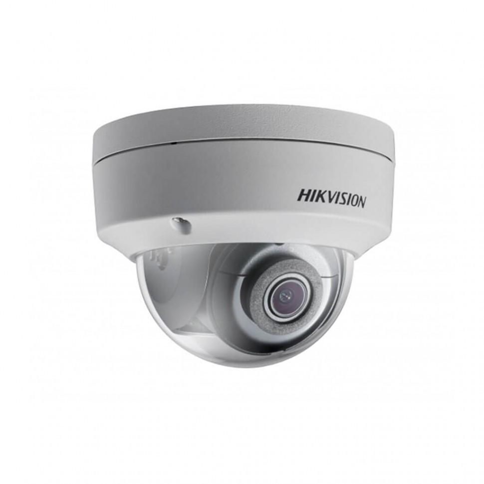 Видеокамера Hikvision DS-2CD2123G0-I (4 мм) IP 2 МП купольная