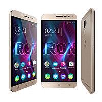 """Смартфон 5"""" Jinga Iron Золото + Наушники ES300"""