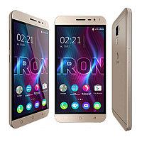"Смартфон 5"" Jinga Iron Серый + Наушники ES300"