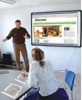 Аренда интерактивного комплекта (Доска + проектор + монтаж и демонтаж)