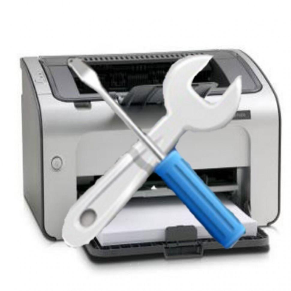 Диагностика лазерных и струйных принтеров
