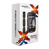 """Смартфон 4"""" Texet X-DRIVER QUAD/TM-4082R черный, фото 2"""