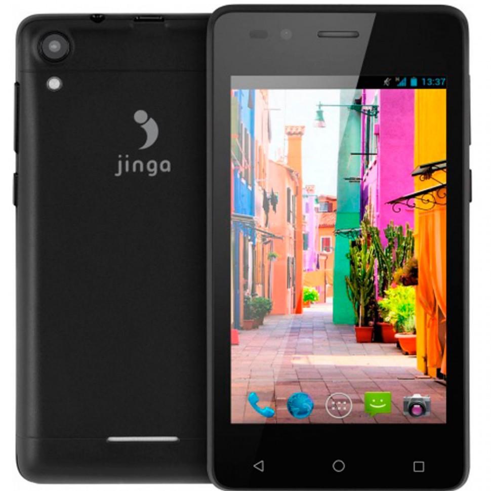 """Смартфон 4"""" Jinga A400 черный"""