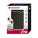 Внешний жесткий диск 2,5 2TB Transcend TS2TSJ25M3, фото 2
