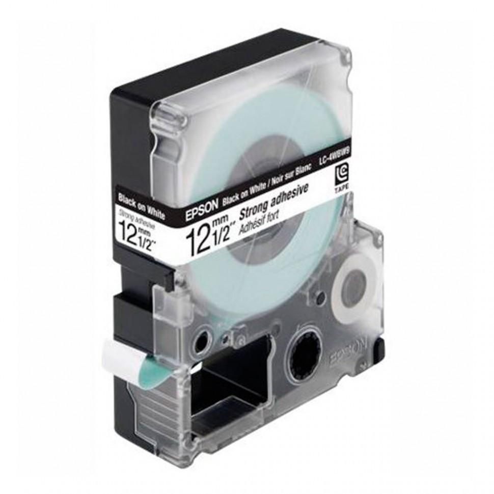 Лента Epson C53S624403 LC3TBN9 CLEAR черный/прозрачный 9/9