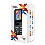 Мобильный телефон Texet TM-B330 антрацит, фото 2