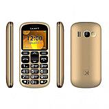 Мобильный телефон Texet TM-B306 золото, фото 2