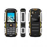 Мобильный телефон Texet TM-512R черный-желтый, фото 2
