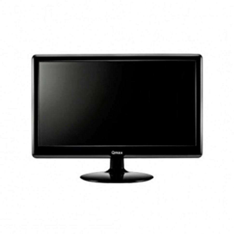 """Монитор Qmax 18.5"""" M903B, Black, 1366x768 LED, 5ms, 16:9, 200 cd/m2,  90°/65°, 5m:1, D-Sub, б/п внеш"""