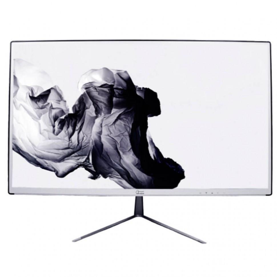 "Монитор Qmax 21,5"" Vision 22X600Н, White, 1920x1080 IPS, 5ms, 16:9, 250 cd/m2, 178°/178°, 1000:1 (12M:1), D-S"