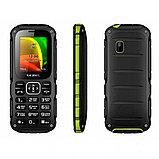 Мобильный телефон Texet TM-504R черный-зеленый, фото 2