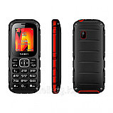 Мобильный телефон Texet TM-504R черный-красный, фото 2