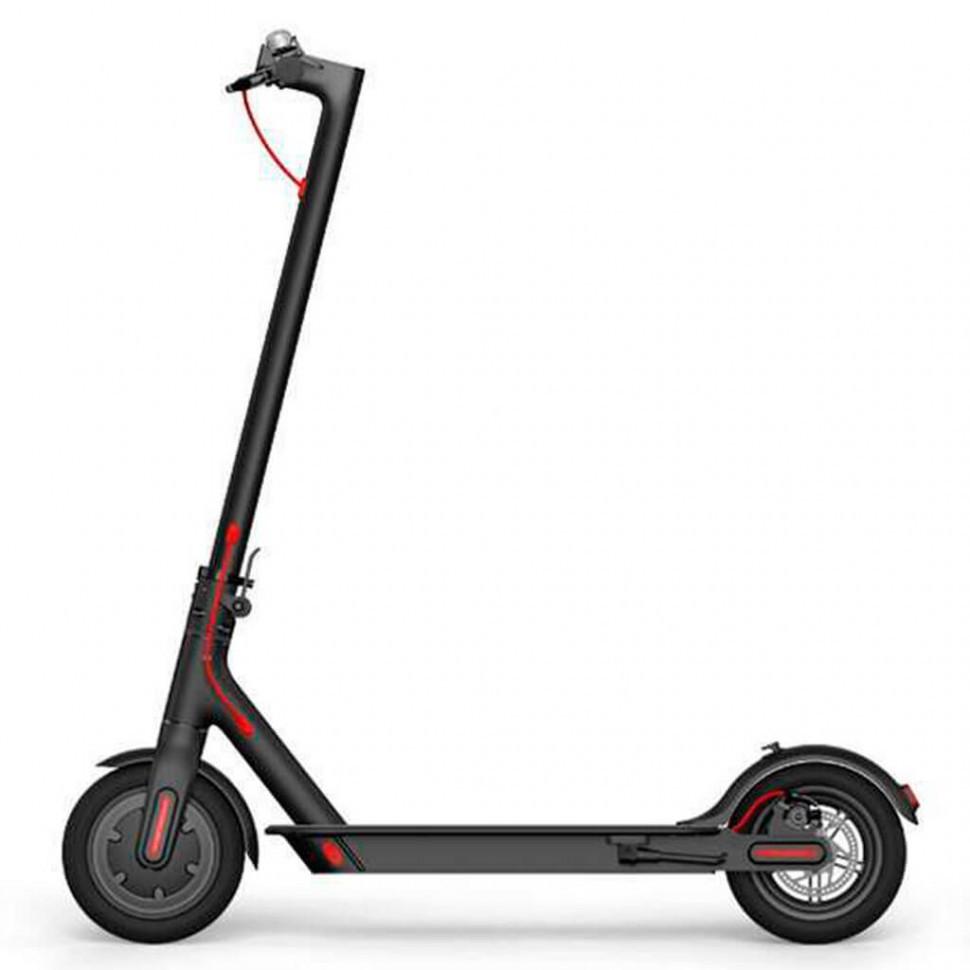 Электрический самокат XIAOMI Mi Electric Scooter Black
