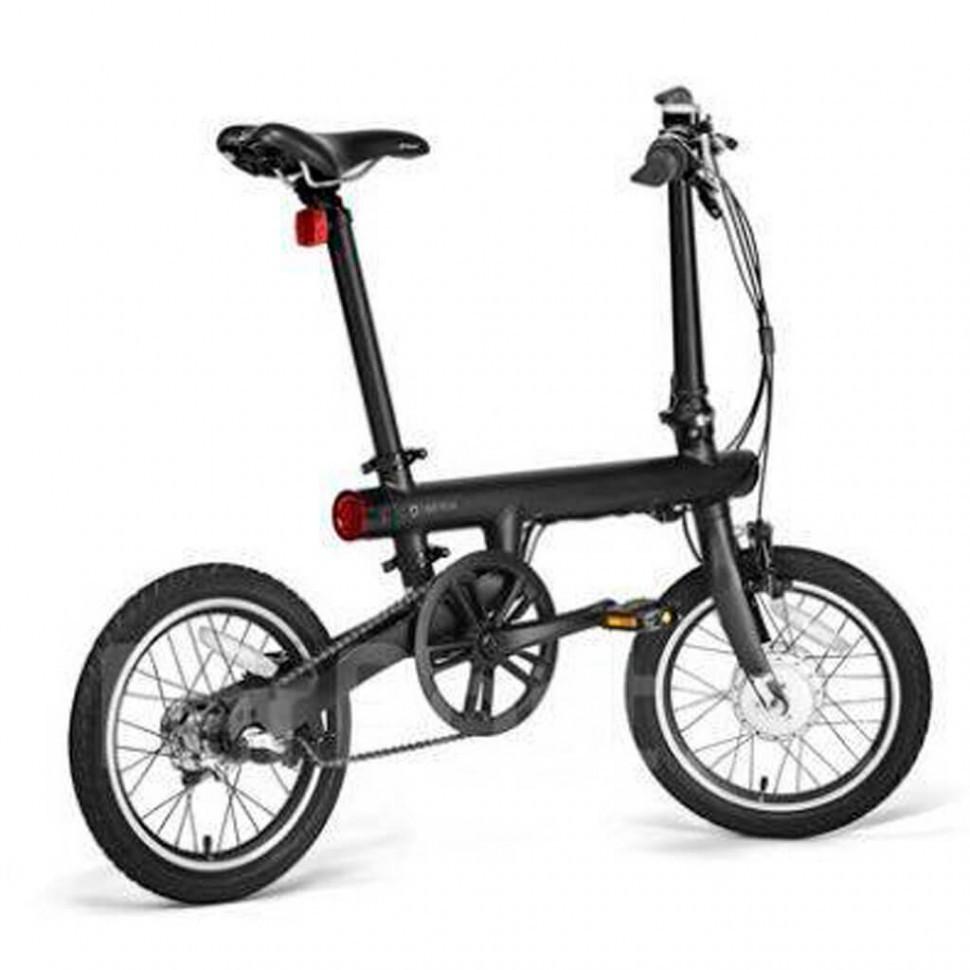 Электрический велосипед Xiaomi Mi QiCYCLE Folding Electric Bicycle Black