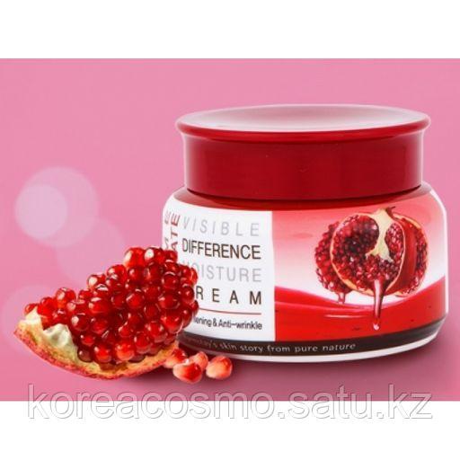 Увлажняющий крем для лица с экстрактом граната FarmStay Visible Difference Pomegranate Moisture Cream