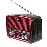 Радиоприемник портативный Ritmix RPR-050 RED, фото 2