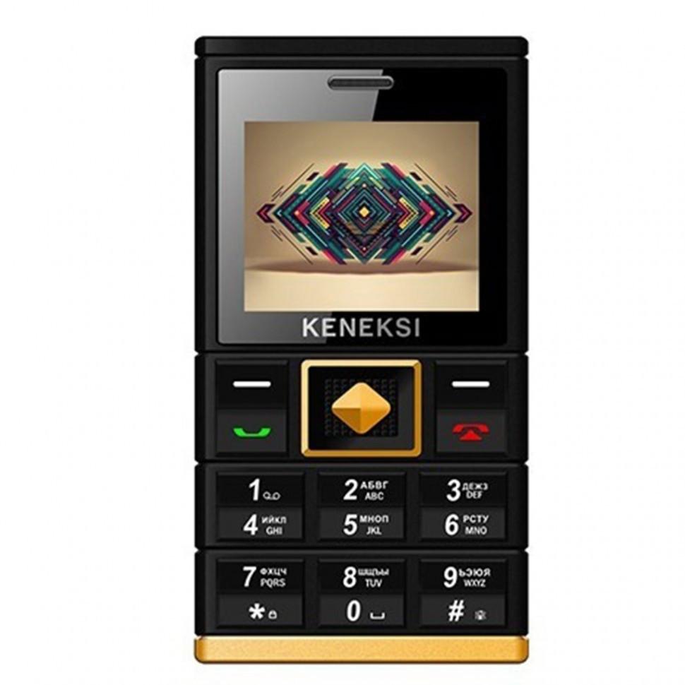 Мобильный телефон Keneksi ART черный