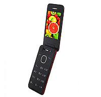 Мобильный телефон Jinga Simple F500 красный