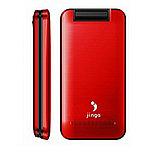 Мобильный телефон Jinga Simple F500 красный, фото 3
