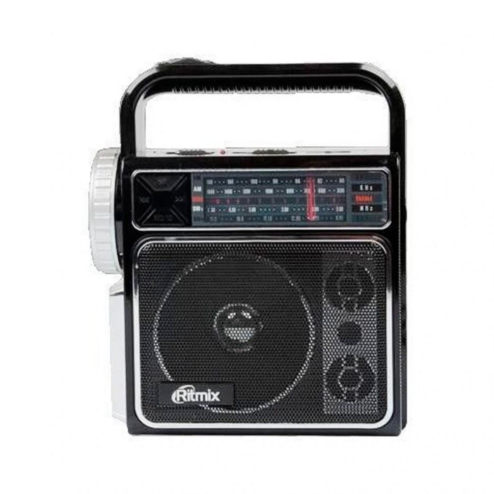 Радиоприемник портативный Ritmix RPR-404