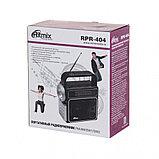 Радиоприемник портативный Ritmix RPR-404, фото 2