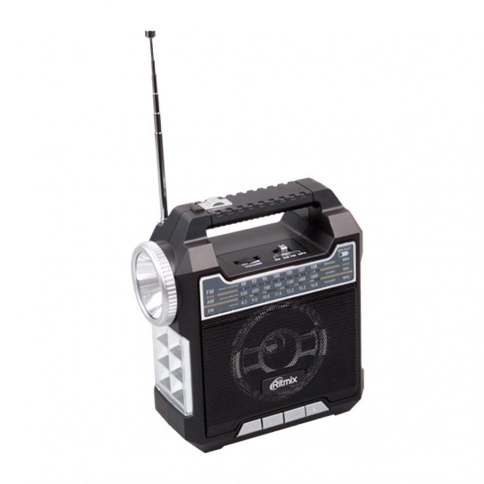 Радиоприемник портативный Ritmix RPR-444