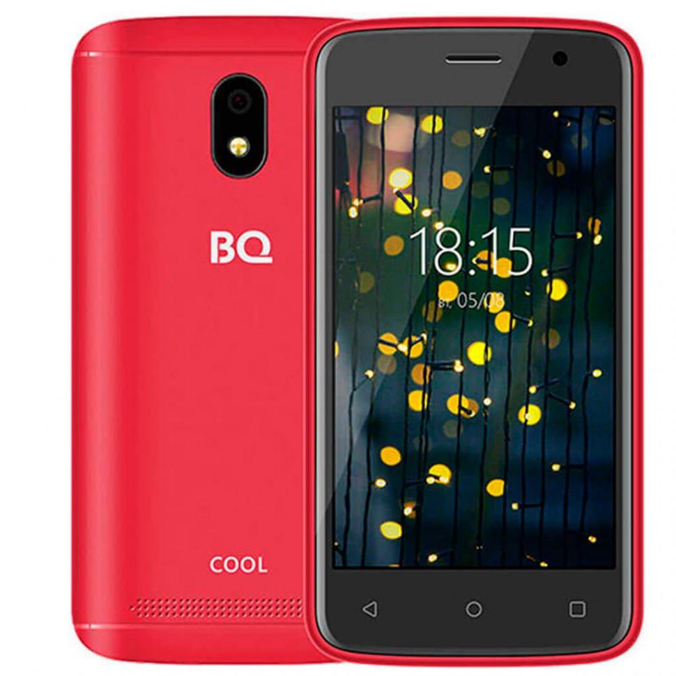 Смартфон BQ-4001G Cool Красный