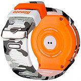 Смарт часы Aimoto Sport бело-серый камуфляж, фото 2
