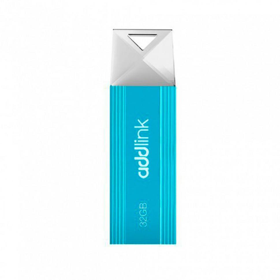 USB Флеш 32GB 2.0 Addlink ad32GBU12A2 аква