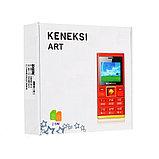 Мобильный телефон KENEKSI Art black, фото 2