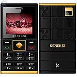 Мобильный телефон KENEKSI Art black, фото 3
