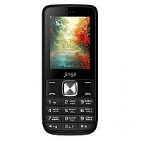 Мобильный телефон Jinga Simple F315 черный