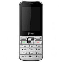 Мобильный телефон Jinga Simple F370 металлик
