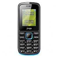 Мобильный телефон Jinga Simple F100N Черно-Синий