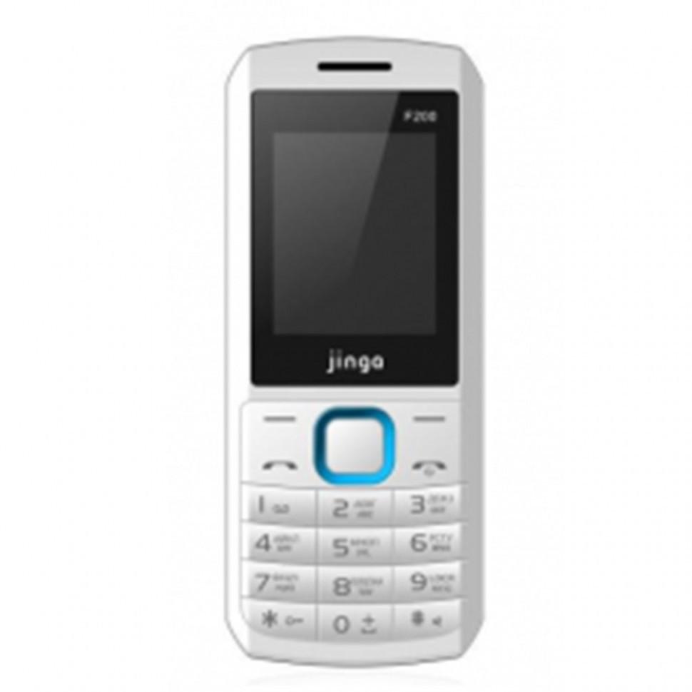 Мобильный телефон Jinga Simple F200n Бело-Синий