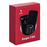 Мобильный телефон Jinga Simple F300 черный, фото 2